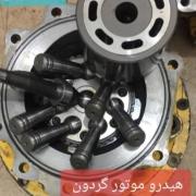 هیدرو موتور گردان بیل کوماتسو ۴۰۰