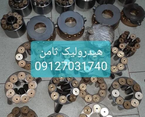 انگشتی و بلوک و سواچ ساپورت بیل کوماتسو PC400-7