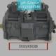 لوازم پمپ هیدرولیک هیوندا R500-7